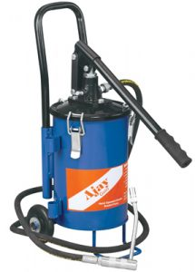 grease bucket pump