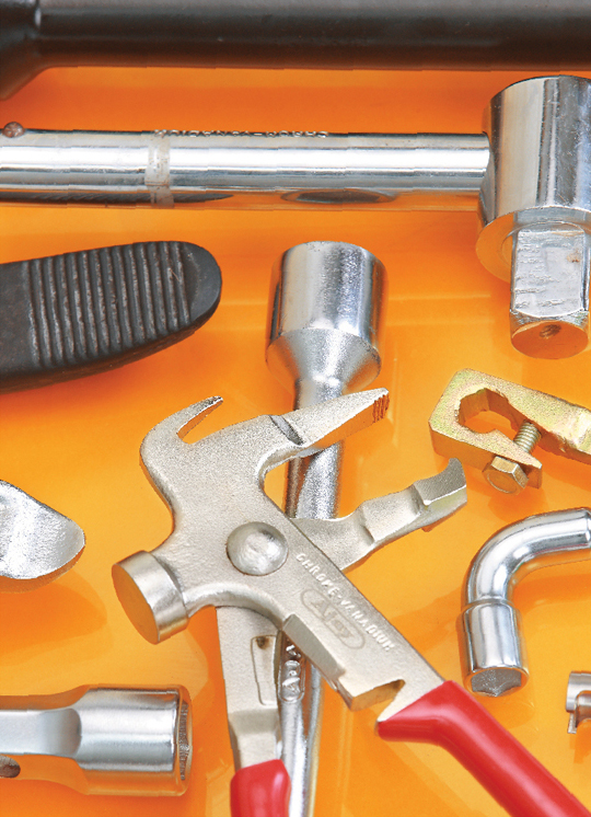 Hand Tools Exporter - Manufacturer India | Ajay Industries