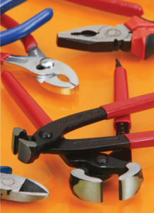 pincers and pliers hand tools